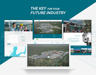 Central Industrial Park Website