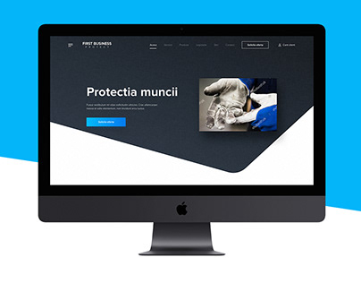 First Business Protect Website