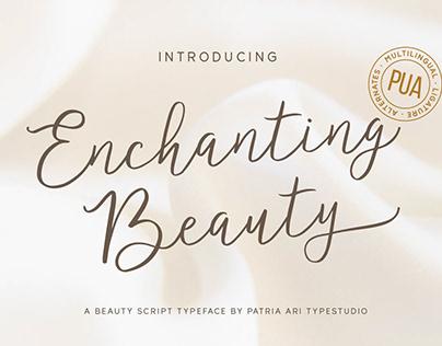 Enchanting Beauty