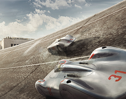 Silver Arrows - Steeper, Stronger, Faster