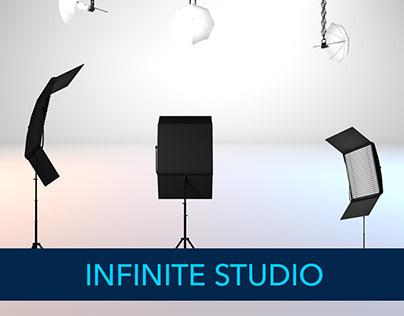 Infinite Studio with Light Set up