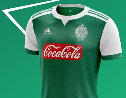 #GreenIsTheColour | Adidas X Raja C.A Kits Challenge .