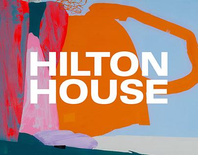 Hilton House — Brand Identity