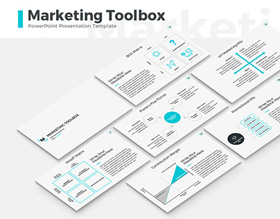 Marketing ToolBox Presentation Template