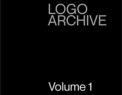 LOGO ARCHIVE   Volume 1