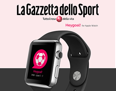 Heygoal for Apple watch