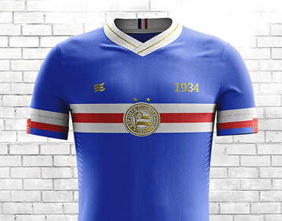 EC Bahia│Concurso Camisa III