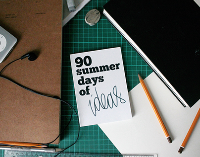 Publication: 90 Summer Days of Ideas