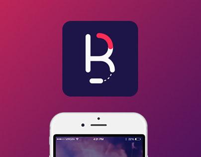 Belet App UI Design