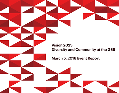 Stanford GSB: Vision 2025 Event Report
