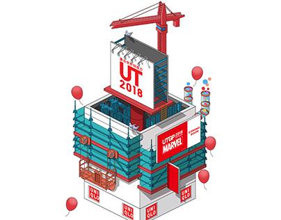 Uniqlo UT Collections