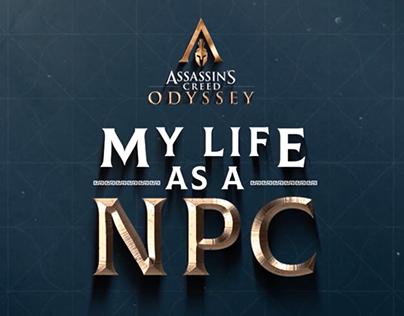 UBISOFT: MY LIFE AS A NPC