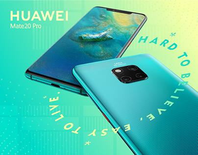 Huawei Mate 20 Pro Launch Experience