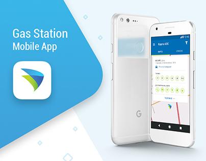 Gas Station Mobile App