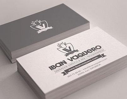Iban Vaquero Estudio - Branding