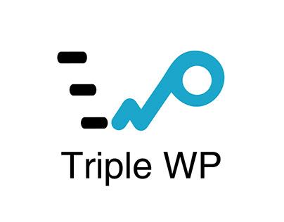 Triple WP - Logo Design