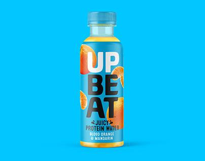 Upbeat Juicy Protein Water