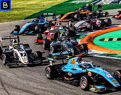 Racing series photo album