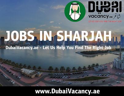 Jobs in Sharjah
