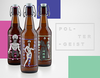 -POLTERGEIST- Craft beer concept