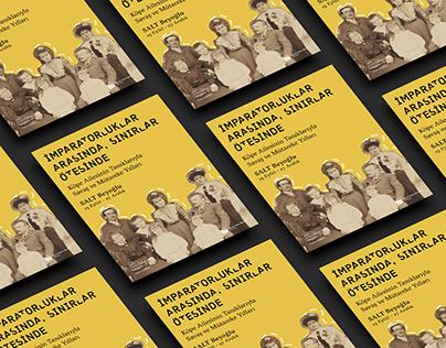 Poster Design // Between Empires, Beyond Borders