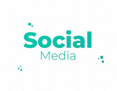 Social Media Escola Logus 2020/1