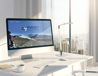 Diseño Web Empresa de Recursos Humanos