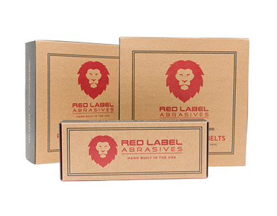 Red Label Abrasives Products 2018