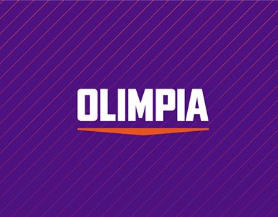 Olimpia GYM Branding