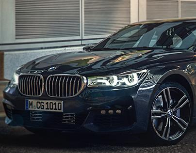 BMW 750i M Sport '16