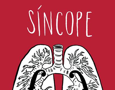 Zine | Síncope - HQ, 64 páginas, independente
