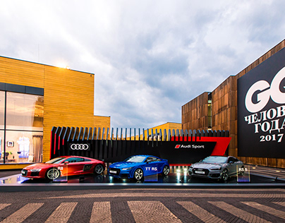 Audi x GQ