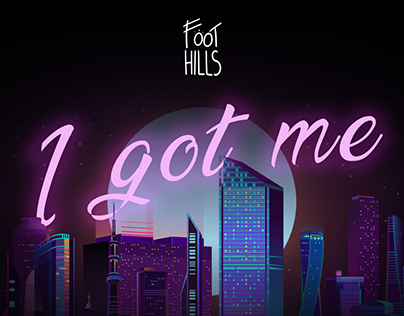 Lyric video for Foothills