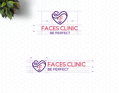 Faces Clinic Branding