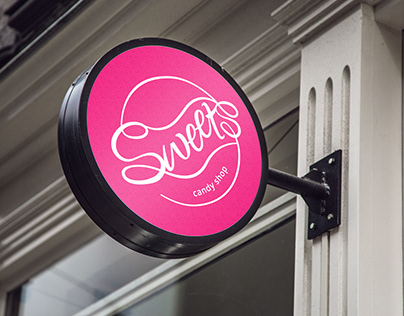 """""""Sweets"""" candy shop"""