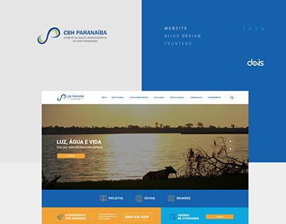 CBH Paranaíba - Website