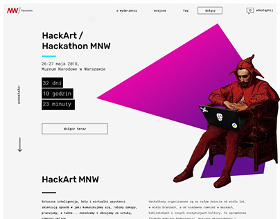 Identification of a hackathon