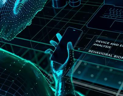 Kaspersky Lab 3D Animation