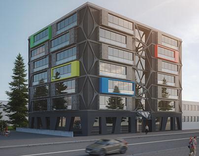 Industrial Park VII (modular design)