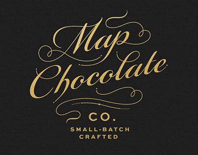 Map Chocolate