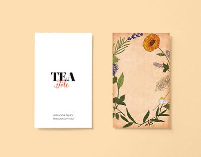 Tea Tote