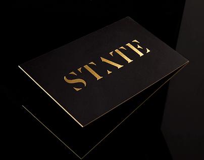 STATE | Branding