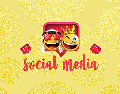 beauty social media designs