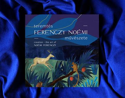 Creation – The Art of Noémi Ferenczy