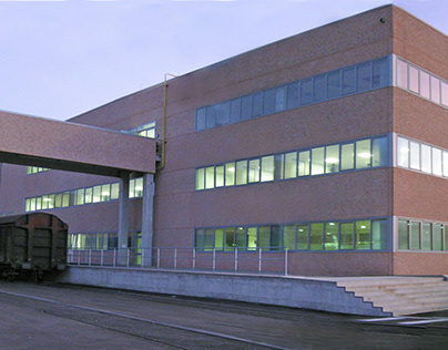 """CENTRO LOGISTICO """"VOLKSWAGEN GROUP S.P.A."""" ANAGNI (FR)"""