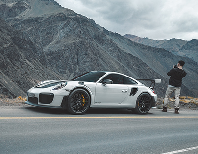 Porsche 911 GT2RS / Cgi & Retouching