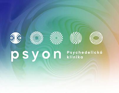 PSYON - Psychedelická klinika