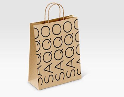 Saqqo Shopping bag by Zollo.Design