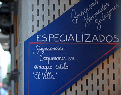 EL VILLA Barcelona / SOCIAL MEDIA