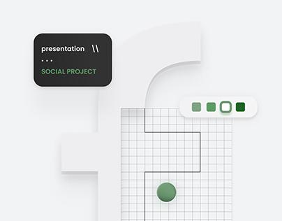 PRESENTATION: Social project «Financial Literacy»